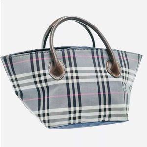 Burberry Blue Label Hand Bag Satchel